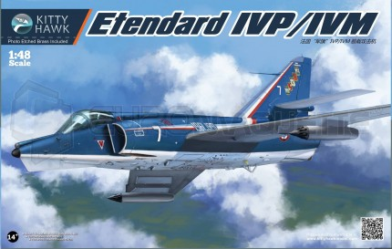 Kitty hawk - Etendard IVP/IVM