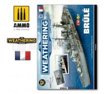 Mig products - Weathring magazine 33 brulé (FRA)