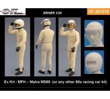 Gf Models - Pilote F1 70-80