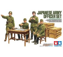 Tamiya - Officiers Japonais WWII