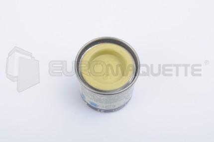Humbrol - jaune pâle mat 81