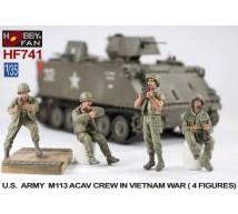 Hobby fan - M113 ACAV crew