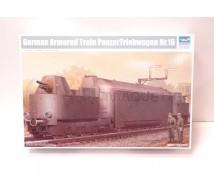 Trumpeter - Panzertriebwagen Nr.16 Train blindé