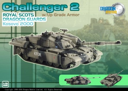 Dragon - Challenger II surblindé