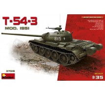 Miniart - T-54-3 mod 51