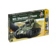 Italeri - M4 75mm
