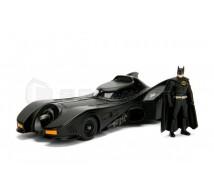 Jada - Batmobile 1989 & Batman