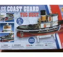 Lindberg - US Coast Guard tug