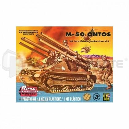 Renwal - M-50 Ontos