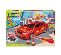 Revell - Voiture de pompier Junior Kit