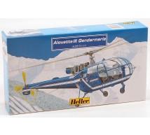 Heller - SA316 Gendarmerie