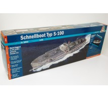 Italeri - S-100 Schnellboot 1/35