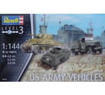 Revell - US WWII vehicles