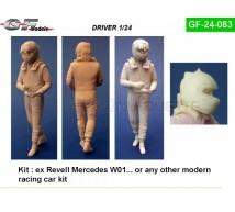 Gf models - Pilote F1 & Hans
