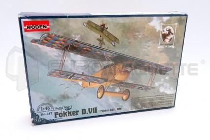 Roden - Fokker D VII  late