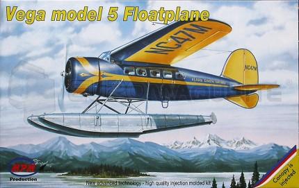 Mpm - Lockheed Vega  floatplane