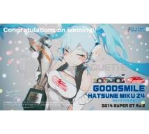 Fujimi - Hatsune Miku Z4 GT 2014
