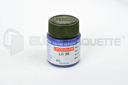 Life Color - Violet LC28 (pot 22ml)