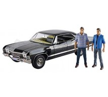 Greenlight - Impala Sport Sedan Supernatural & Figures