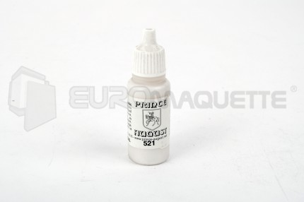 Prince August - Médium Métal 521 (pot 17ml)