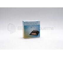 SD Toys - Socle tournant 10x10x4,3 cm Solaire