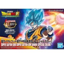 Bandai - DBZ Super Saiyan God Son Gokou SP color (5055592)