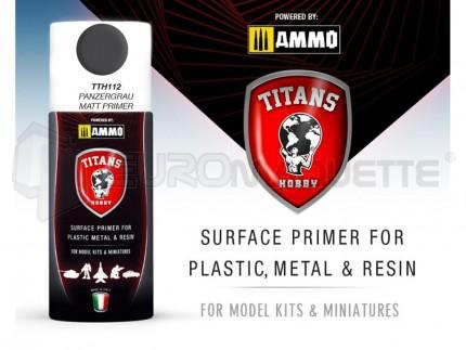 Mig products - Panzergrau matt primer 400ml