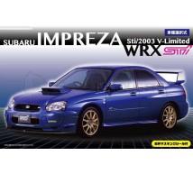 Fujimi - Subaru WRX STi 2003