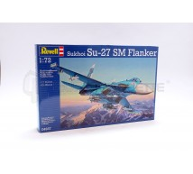 Revell - Su-27 SM flanker