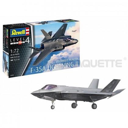 Revell - F-35A Lightning