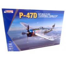 Kinetic - P-47D Bubble Top