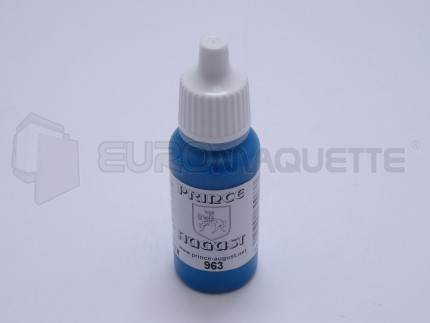 Prince August - Bleu moyen 963 (pot 17ml)