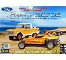 Revell - Ford Bronco & Buggy and trailer