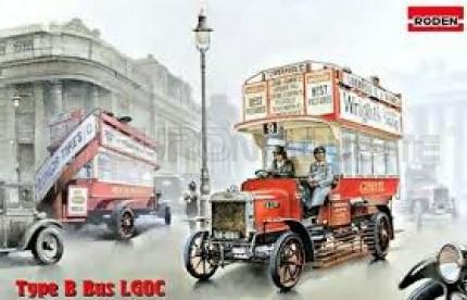 Roden - London Type B Bus LGOC