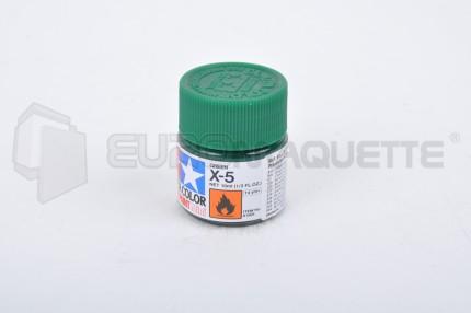 Tamiya - Vert Foncé X-5 (pot 10ml)