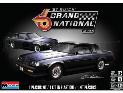 Revell - Buick Grand National 87