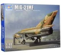 Trumpeter - Mig-21MF