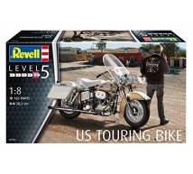 Revell - US touring bike