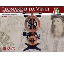 Italeri - Horloge Leonard de Vinci