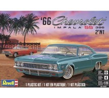 Revell - Chevrolet Impala SS 396 1966