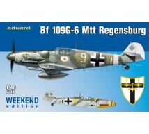 Eduard - Bf-109G-6 Mtt Regensburg