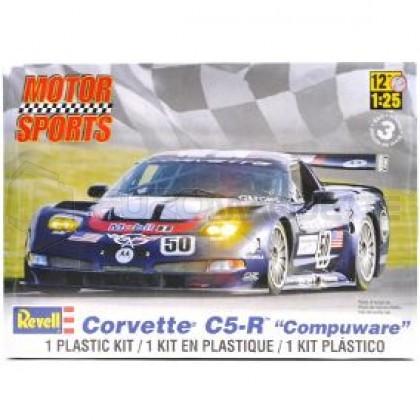Revell - Corvette C5R LM Compuware