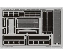 Eduard - KV-1 mod.1942 grilles
