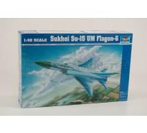 Trumpeter - Su-15 UM flagonG