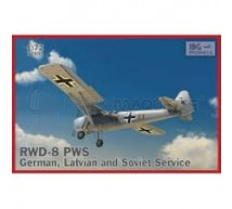 Ibg - RWD-8 PWS Foreign service