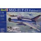 Revell - Mig-21 F-13