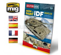 Mig products - SB How to paint IDF Vehicles (ENG)