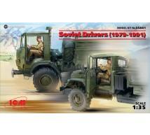 Icm - Soviet drivers 1979/91