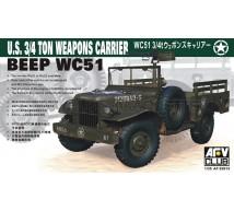 Afv Club - Dodge WC 51