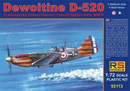Rs models - D-520 Vichy